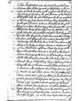 John Hollingsworth to John Spiers (1745, three deeds)