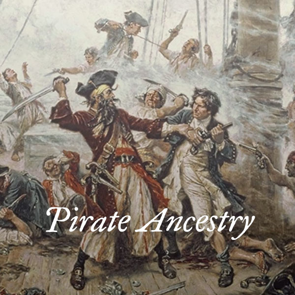 Pirate Ancestry