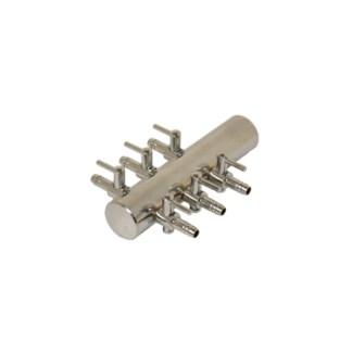 STEEL - 6 Way Mainfold