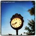 Beaufort_NC_Clock