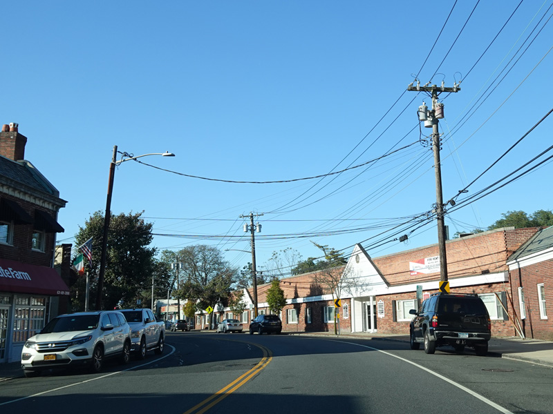 East Coast Roads NY 110