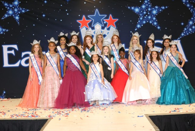 Miss New Jersey 2020.New Jersey East Coast Usa Pageant