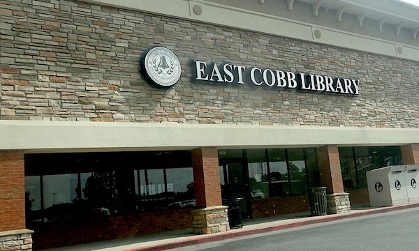 East Cobb Library, Cobb budget cuts
