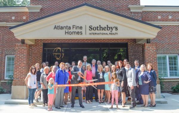 Atlanta Fine Homes Sotheby Cobb office