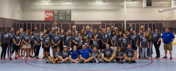 Cobb YMCA volunteers