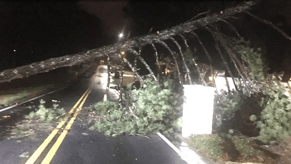 Paper Mill Road closed