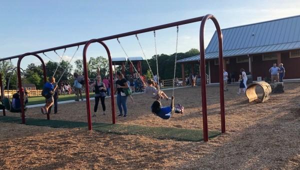 Mabry Park Opening