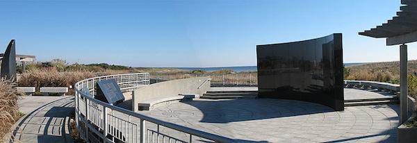 TWA Flight 800 International Memorial at Smith Point County Park in November 2007. | Creative Commons