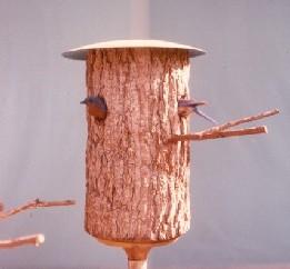 Nest box for cavity-dwelling bird