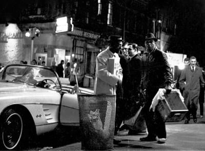 MacDougal Street, 1964 | Rick Gold