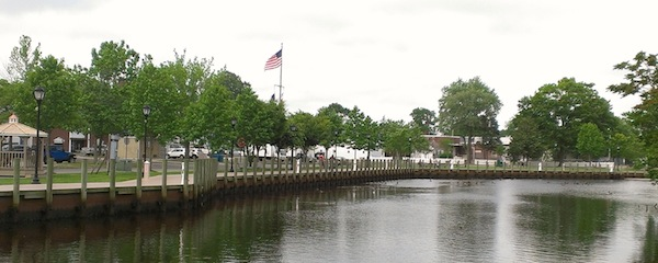 A new study will look at innovative forms of transportation along the Peconic River corridor in downtown Riverhead