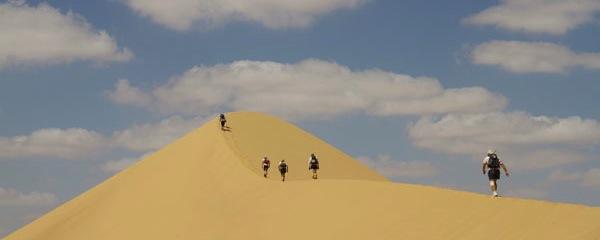 """Desert Runners"" won the audience award for best documentary at the Hamptons International Film Festival on Monday."