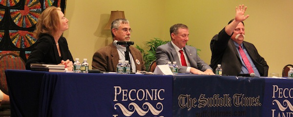 Candidates for Southold Town Board prepare to be grilled