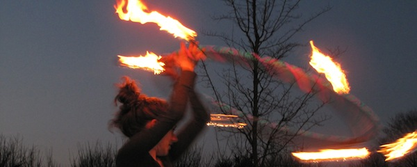 Firedancing could be coming to downtown Riverhead