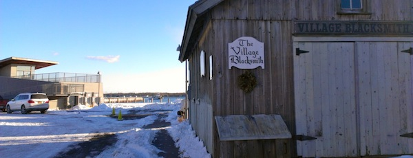 The Village Blacksmith, Greenport