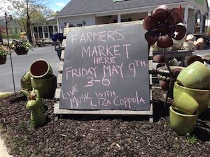 Getting ready for the Mattituck Farmers Market | Facebook photo