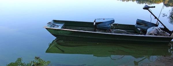 A toxic blue-green algae bloom in Marratooka Pond last summer has returned.
