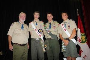 Greenport Boy Scouts