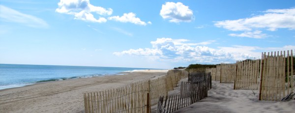 Senator Charles Schumer wants federal money restored for Long Island's beaches.