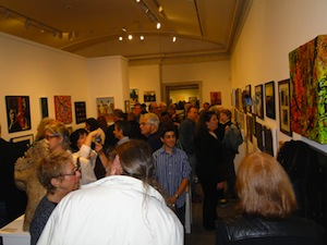 Guild Hall Members Exhibition Opening