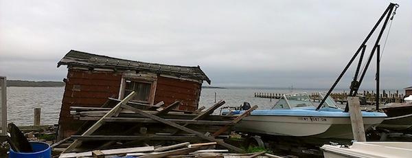 New Suffolk Waterfront