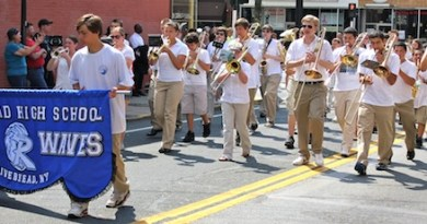 Memorial Day Parade Riverhead 2012
