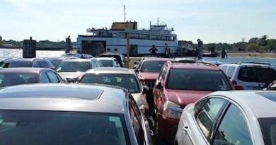 Caribbean Ferry Cross Sound