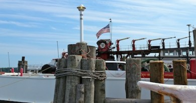 Fire Fighter, Greenport
