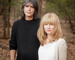 Larry Campbell & Teresa Williams