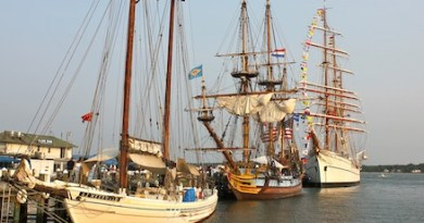 Tall Ships Challenge Greenport 2015