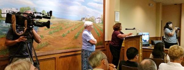 Sister Margaret Smyth, Angela DeVito
