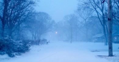 blizzard Jonas picture 2016