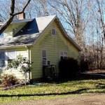 The Sill farmhouse in December.