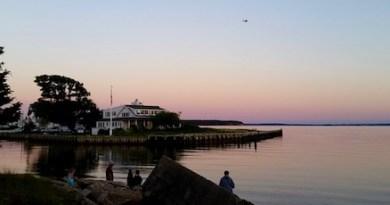 Kimogenor Point Sunset, Tuesday