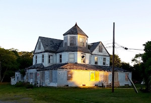 The Kropp Boarding House on North Phillips Avenue