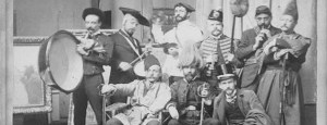 Historical footage of the Hidden City Orchestra