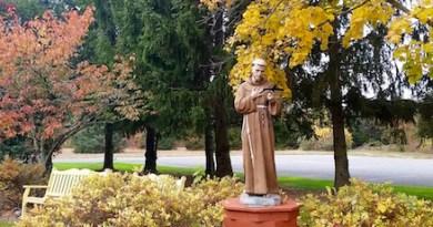 Cutchogue's Saint