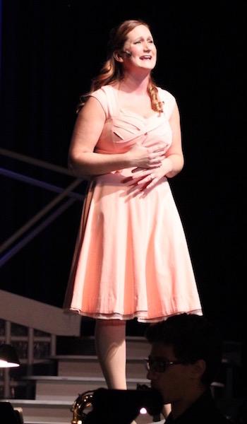 Kelsey Ehrensberger as Brenda Strong
