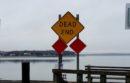 Long Wharf, Sag Harbor, Monday afternoon.
