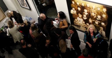 The RJD Gallery reopened in Bridgehampton March 25.