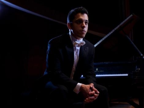 Salon Series: Pianist Nicholas King at Parrish Art Museum | East End