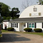 The Mattituck American Legion Hall is primarily used by the Mattituck Fire Department.