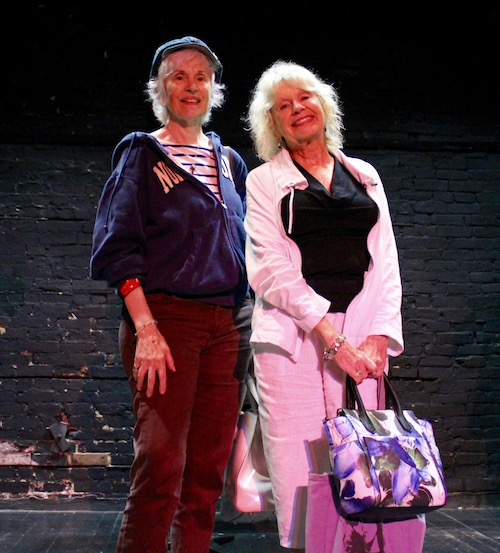 """Susan Dingle and Maggie Bloomfield's play, """"Breakout,"""" will be featured in the first East End Fringe Festival"""