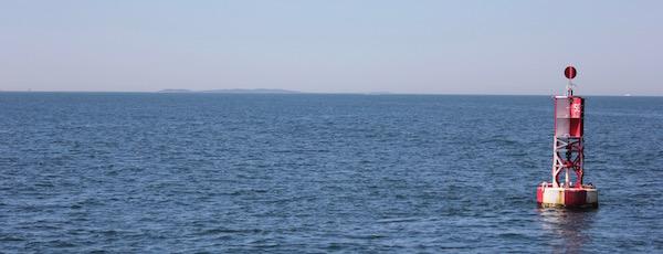 Leaving Fishers Island, Wednesday