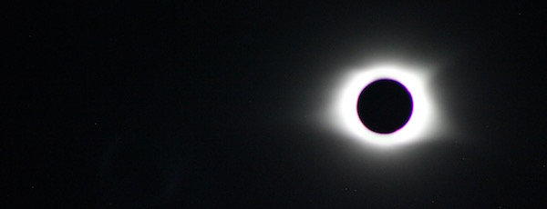 Full Totality, 2:36 p.m., Franklin, NC