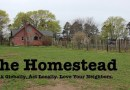The Homestead: Think Global, Act Local