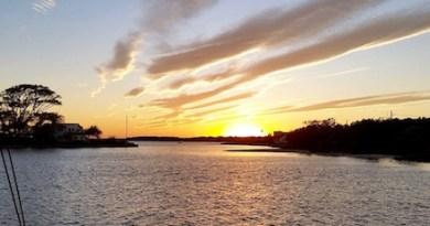 Peconic Sunset, 9/28