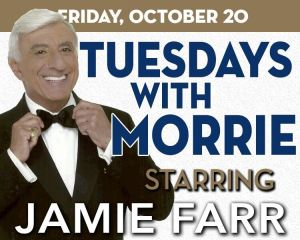 Tuesdays with Morrie with Jamie Farr at The Suffolk Theater