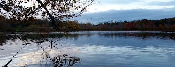 On Marratooka Pond, Mattituck