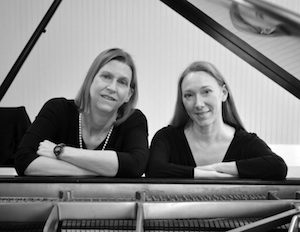 JDT Lab: A Christmas Sing-Along and Musicale with the Johansen-Markard Piano Duo at Guild Hall
